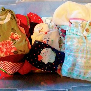 Collection of 9 month girl clothes